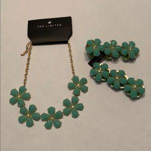 The Limited Necklace and Bracelets Set
